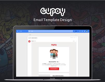 Cupoy 傳遞知識最佳解決方案 | Email 版式設計