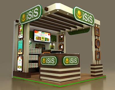 ISIS Booth