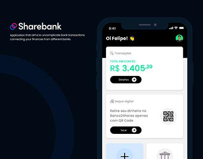 Sharebank Mobile App