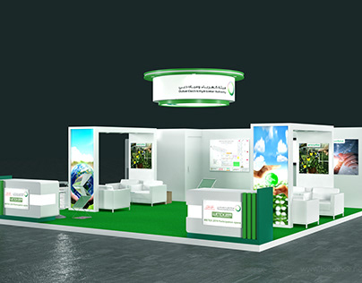 DEWA_WETEX 2019_Exhibition Stand