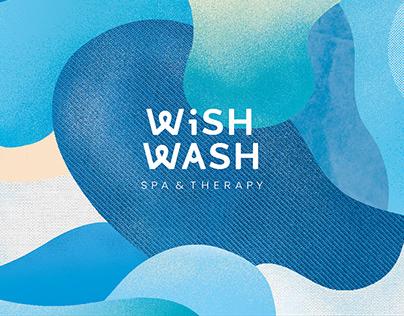 지친 몸과 마음에 주는 진짜 휴식, WiSH WASH