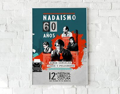 """Tren de la Cultura Nadaísta"" Illustrations"