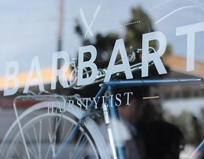 Barbearia Barbart – Identidade