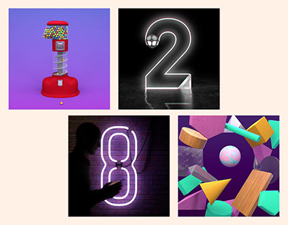 36 Days of Type — Numbers