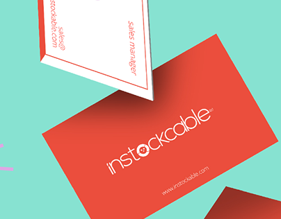 Instockcable - Brand and UI