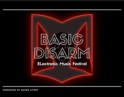 Electronic Music Festival Brand