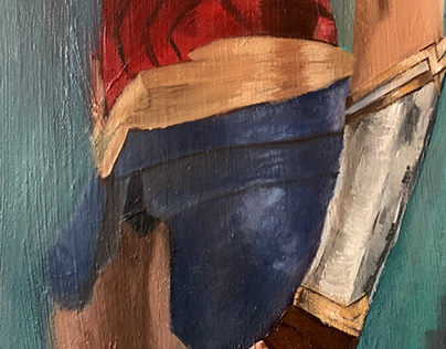 Paintings - Works in Progress