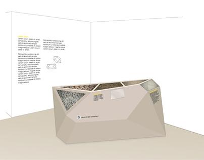 Exhibition Design:Glass MuseumBärnbach