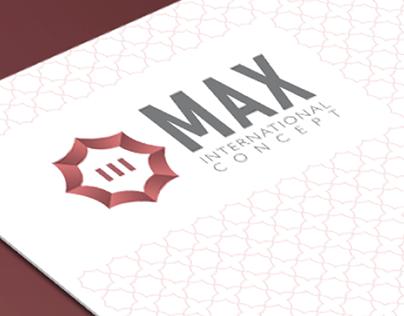 M.A.X. International Concept GmbH | Corporate Branding