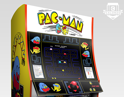 Pac-Man Pin Sets