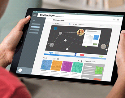 Getty Manuscripts (iPad App)