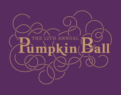 The 12th Annual Pumpkin Ball