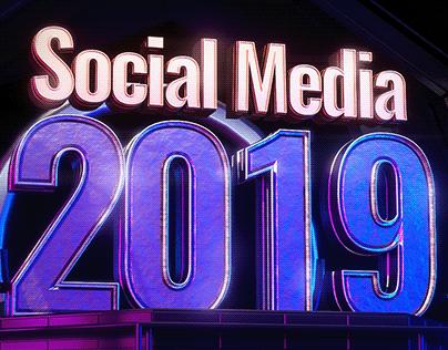 Social Media | Portfolio 2019