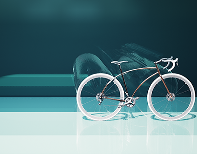 Bicycle Rendering & Animation