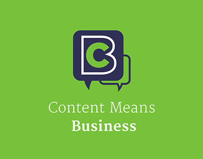 Content Means Business: Corporate Identity & Web Design