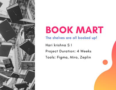 BookMart - Case study