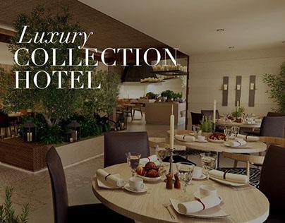 Luxury Collection Hotel   Jordan
