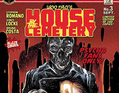 House by the Cemetery- Eibon Press