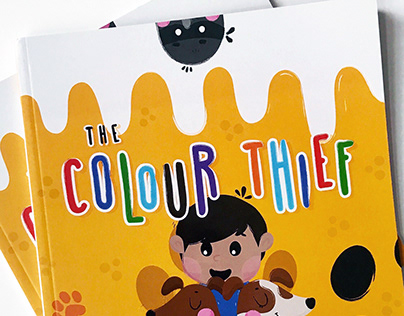 Children's Book: The Colour Thief