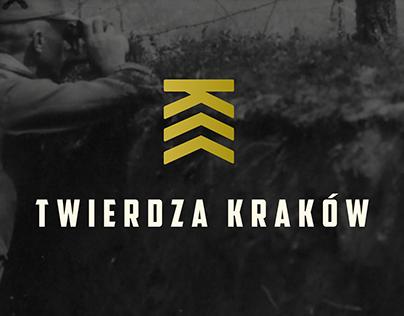 Fortress Krakow - identity, icons, UI & UX design