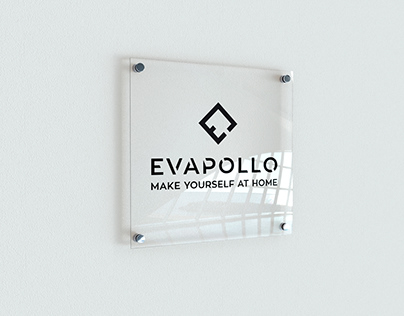 Evapollo | Logo design for Airbnb rooms