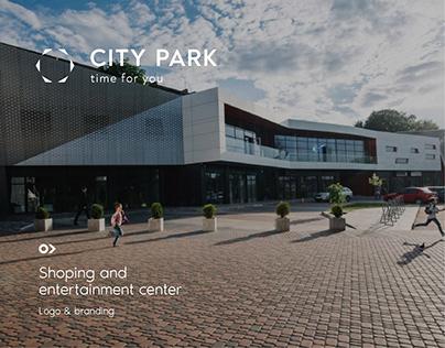 City Park - logo design