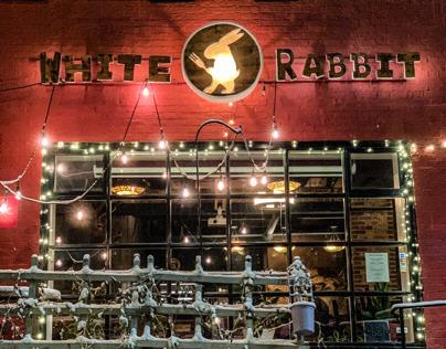 White Rabbit Gastro Pub Frederick, Maryland