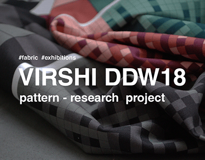 VIRSHI pattern-research project at DDW18
