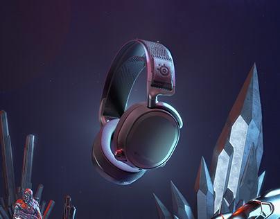 SteelSeries Arctis Series Gaming Headsets