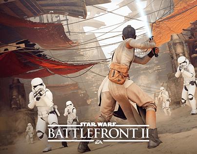 Star Wars Battlefront II - PlayStation launch