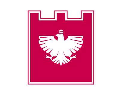 Rysunek orła do znaku Bastion Dialogu