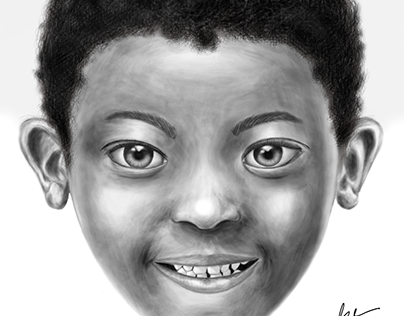 Portrait of Meseret