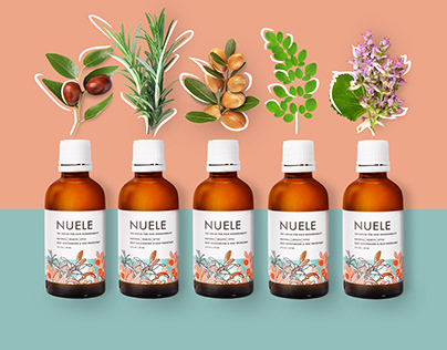 Brand Identity Design for NUELE
