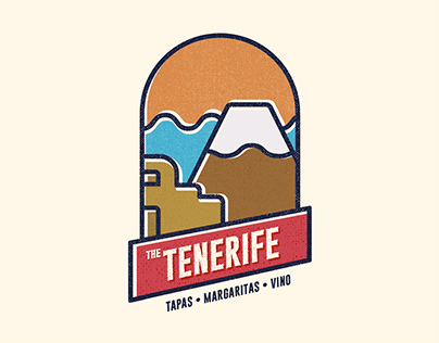 The Tenerife Restaurant Branding