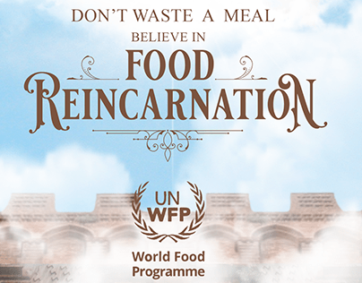 Young Lions 2020 - WFP: Believe in Food Reincarnation