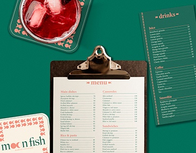 moon fish - seafood restaurant