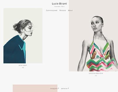 OUUR : Lucie Birant