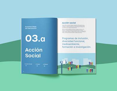 Annual Report of Fundación Bancaja 2020