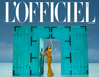 L'Officiel India: The Odyssey