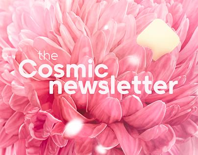 The Cosmic newsletter