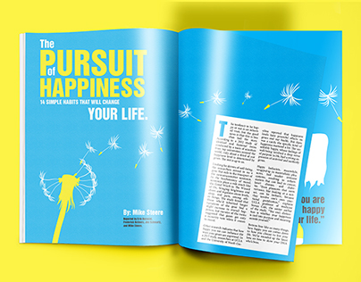 The Pursuit of Happiness Editorial