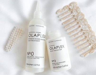 Olaplex Hair Perfector and Treatment