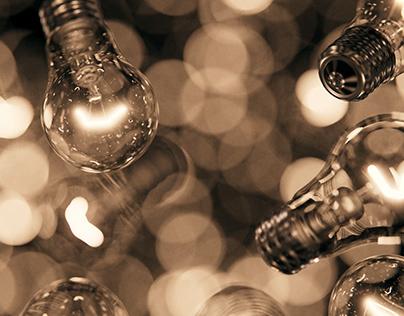 Atmospheric Light Bulbs