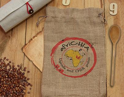 Logo Design for Chia Grains Brand