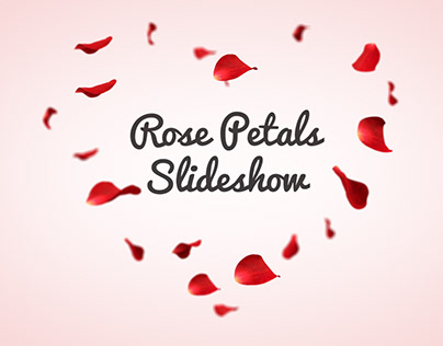Rose Petal Slideshow