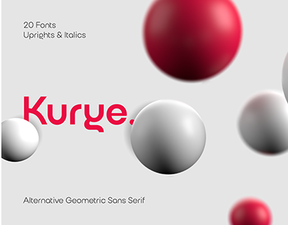 Kurye Light - Free Sans Serif Font