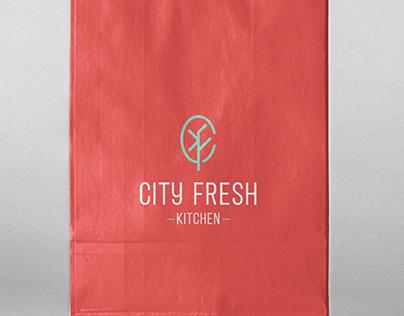 City fresh - Branding design