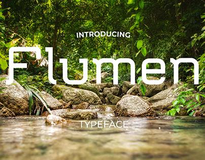 Flumen Typeface