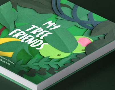 My Tree Friends | Childrens Book