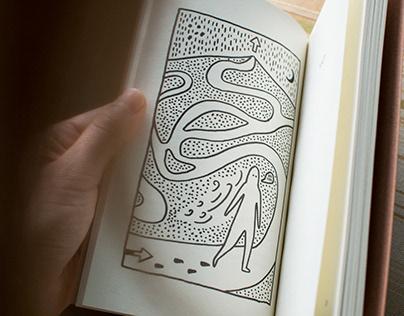 Sharing my treasures • Book design